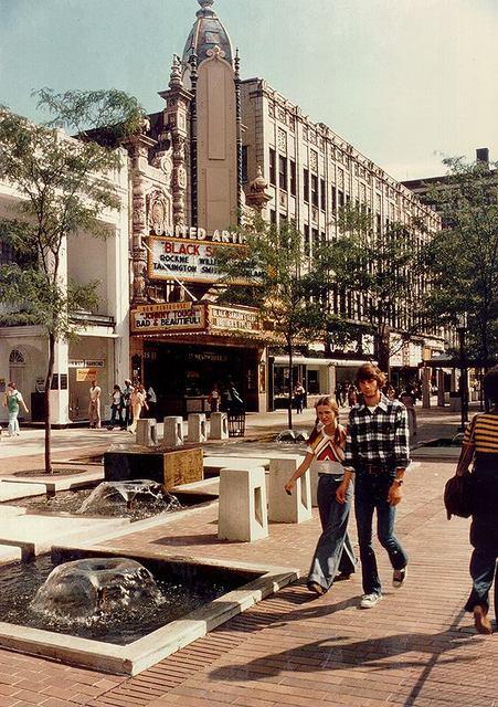 1974 photo courtesy of Rick McCauley.