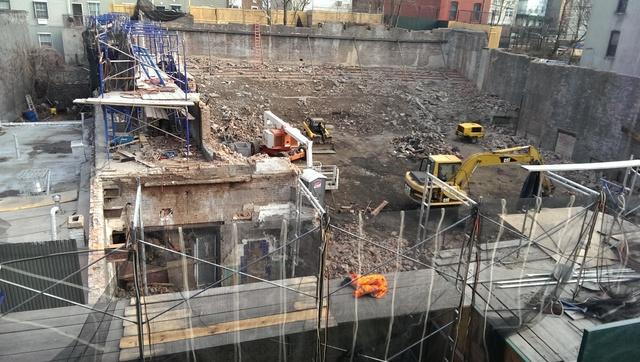Freeman Theater Demolished