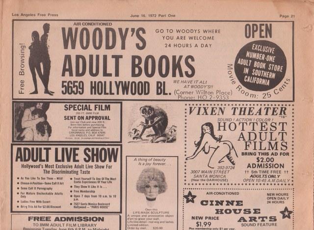 Vixen Theater in Santa Monica, CA - Cinema Treasures