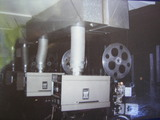 Mercury Twin Cinema Projection booth ( Armester Williams )