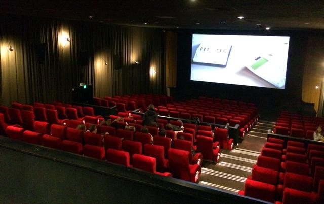 Classic Cinema - Cinema One (2015)