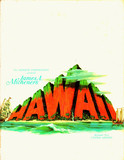 HAWAII SOUVENIR BROCHURE - UNITED ARTISTS