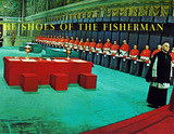 """SOUVENIR BOOKLET FOR """"SHOES OF THE FISHERMAN"""" - ADAMS THEATRE"""