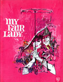 "SOUVENIR PROGRAM FOR ""MY FAIR LADY"" UNITED ARTISTS THEATRE"