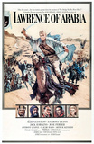 """LAWRENCE OF ARABIA"" POSTER AD"