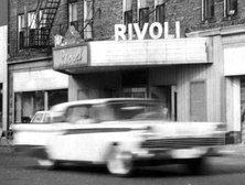RIVOLI Theatre; Chippewa Falls, Wisconsin.