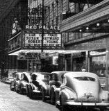 RKO PALACE (BISMARCK, CADILLAC PALACE) Theatre; Chicago, Illinois.
