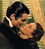 "SOUVENIR PROGRAM BACK COVER ""GONE WITH THE WIND"" - MADISON"