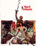 "SOUVENIR PROGRAM FOR ""MAN OF LA MANCHA"" - UNIVERSITY THEATRE"
