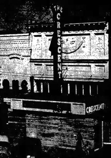 crescent theater in statesville nc cinema treasures