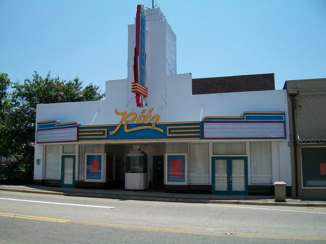 Ritz Theatre in Greenville Alabama