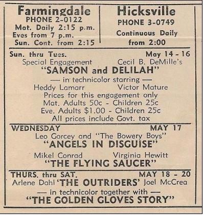 Week Of June 18th Farmindale Schedule