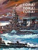 """SOUVENIR PROGRAM """"TORA, TORA, TORA"""" - UNIVERSITY THEATRE"""