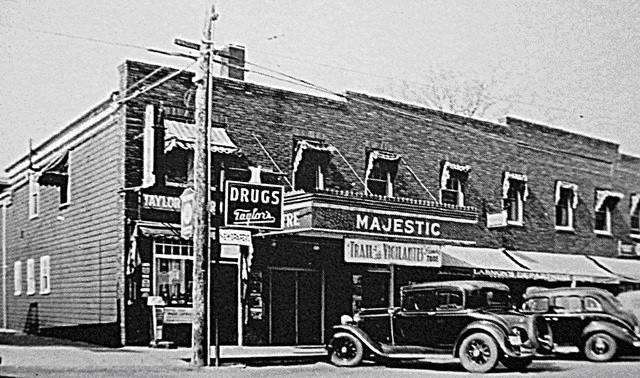 Majestic Theatre c1940