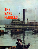 "SOUVENIR PROGRAM ""THE SAND PEBBLES"" - MUSIC HALL CINERAMA"