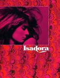 """SOUVENIR PROGRAM """"ISADORA"""" - EGLINTON THEATRE"""
