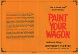 PAINT YOUR WAGON THEATRE HANDOUT (OUTSIDE)