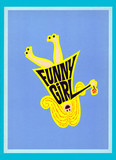 "SOUVENIR PROGRAM ""FUNNY GIRL"" - NORTHLAND THEATRE"