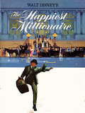 "SOUVENIR PROGRAM ""THE HAPPIEST MILLIONAIRE"" - NORTHLAND THEATRE"