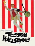 "SOUVENIR PROGRAM ""HALF A SIXPENCE"" - NORTHLAND THEATRE"