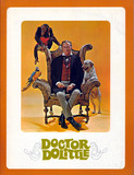 "SOUVENIR PROGRAM FOR ""DOCTOR DOLITTLE"" - UNITED ARTISTS THEATRE"