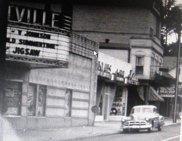 Circa 1949 image courtesy of Marc Friedland.