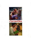 "SOUVENIR PROGRAM BACK PAGE ""CLEOPATRA"" UNITED ARTISTS THEATRE"