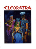 "SOUVENIR BOOKLET ""CLEOPATRA"""