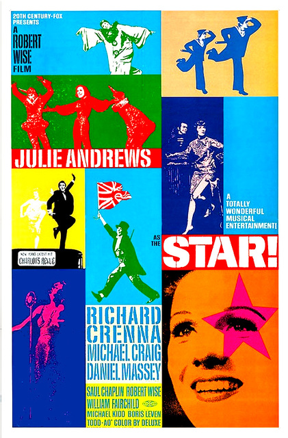 """POSTER FOR """"STAR"""""""
