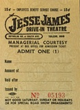 Jesse James Family Drive-In