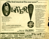 Carol Reed's OLIVER! at the Loew's BEVERLY in Beverly Hills