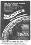 TORONTO STAR AD FOR ROLLERCOASTER - FAIRLAWN AND OTHER THEATRES
