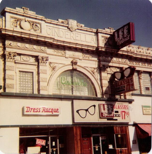 cinderella theater in st louis mo cinema treasures