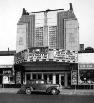 ELM Theatre; Elmwood Park, Ilinois.