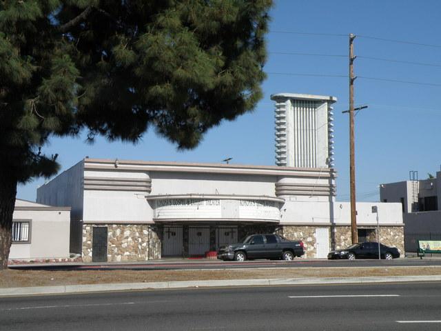 former Congress Theater