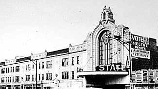 STATE Theatre; Chicago, Illinois.