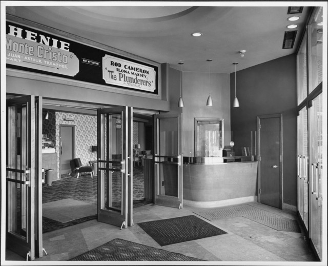 Humber Vestibule 1949