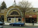 Site of Coronet Theater in Rochester, NY