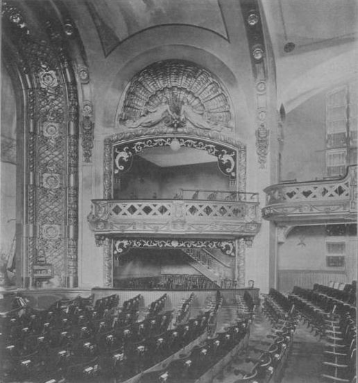 Boxes, Brighton Theatre, Brooklyn, 1910