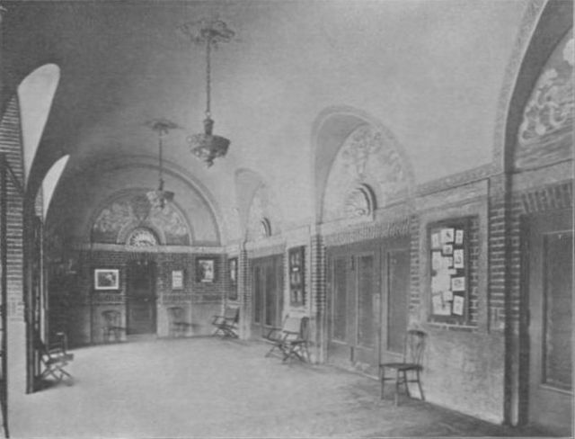 Lobby, Brighton Theatre, Brooklyn, 1910