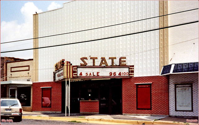 State Theater ... Atlanta Texas
