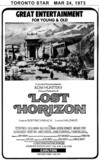 "TORONTO STAR AD FOR ""LOST HORIZON"" CARLTON THEATRE"