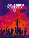 "SOUVENIR PROGRAM FOR ""JESUS CHRIST SUPERSTAR"""