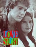 "SOUVENIR PROGRAM FOR ""LOVE STORY"""