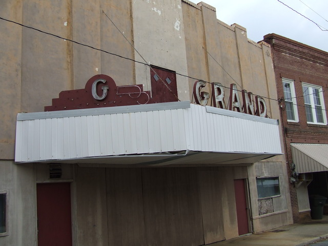 Grand Theatre, Eden NC