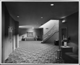 Humber Interior Lower Lobby 1949