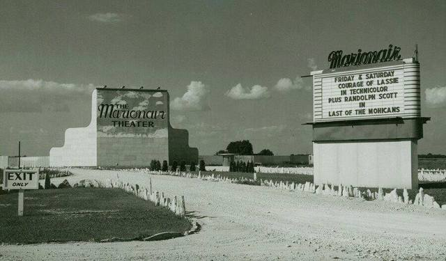 Marionaire Drive-In