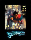 "SOUVENIR PROGRAM ""SUPERMAN"""