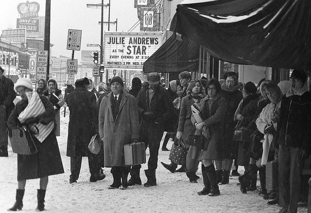 Winter `68 photo credit Denny Schwartz, courtesy of Gary Schwartz.