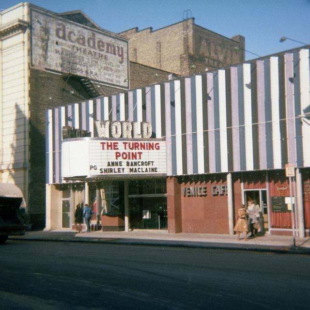 1977 photo credit William Burleson, who worked there at the time.